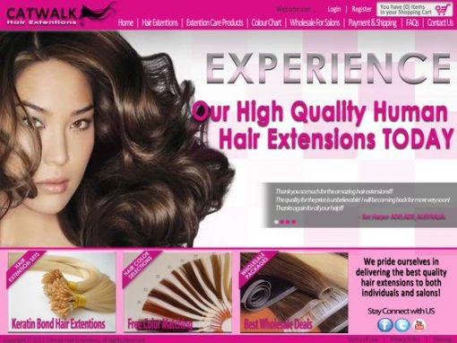 Catwalk Hair Extensions