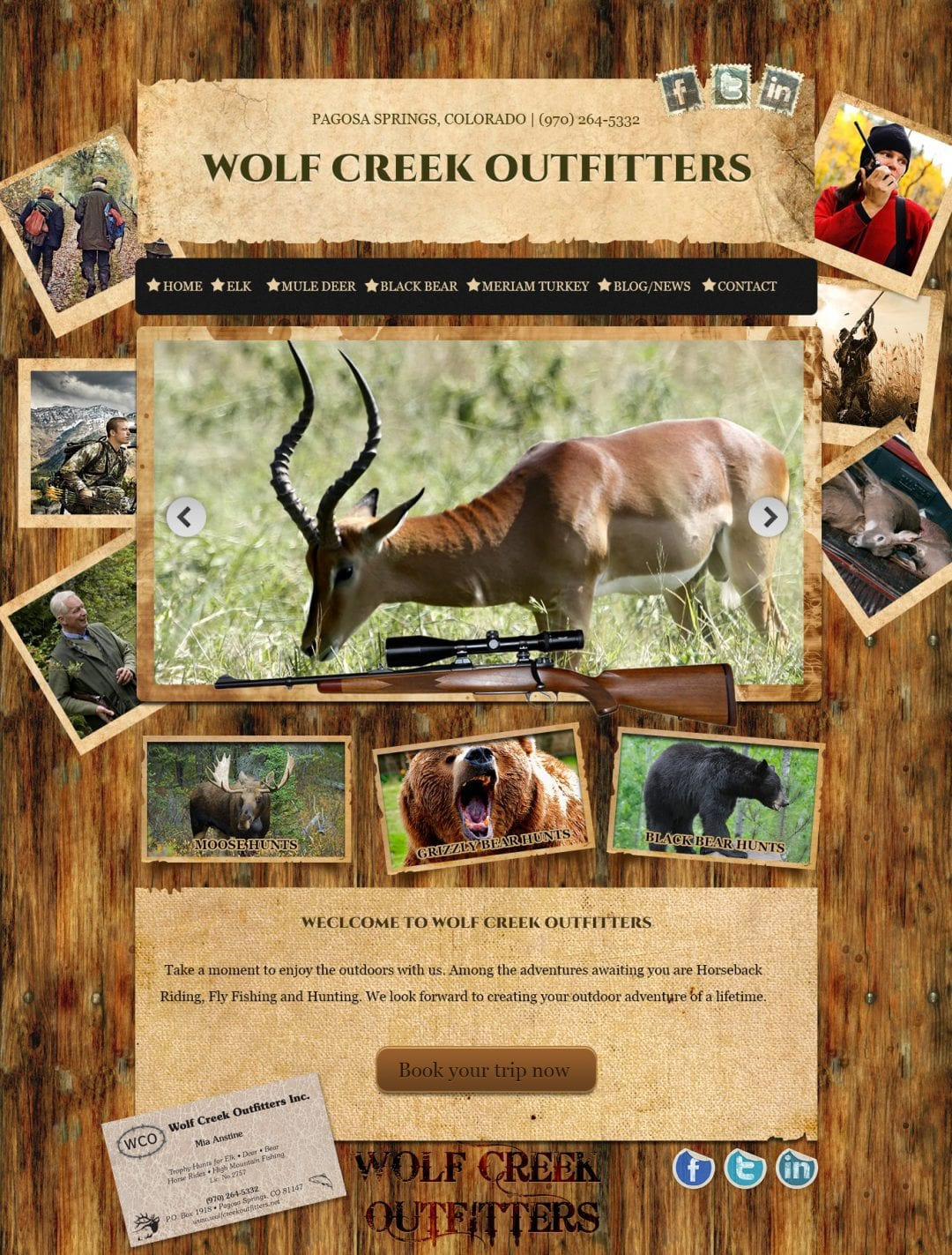 Wolf Creek Outfitters