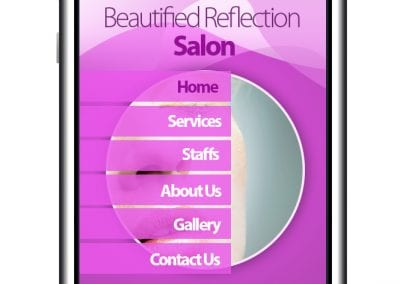 Beautified Reflection Salon