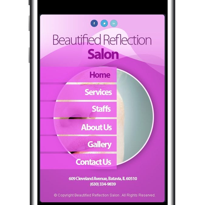 Beautified Reflection Salon